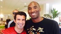 Figo Jiplak Pesan Belasungkawa Ronaldo Buat Kobe Bryant?