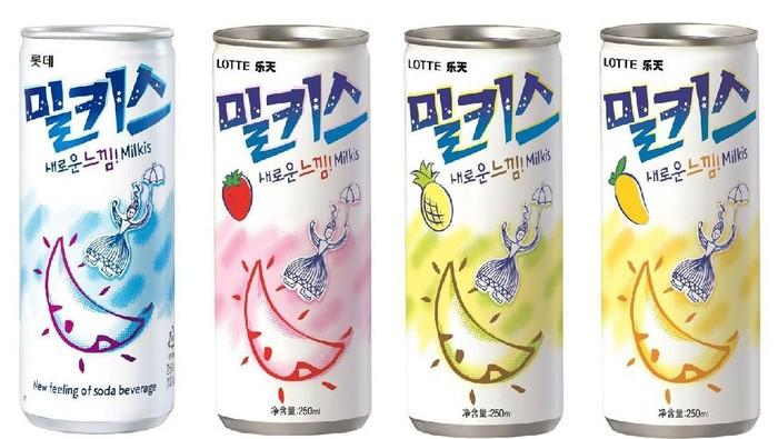 minuman korea selatan