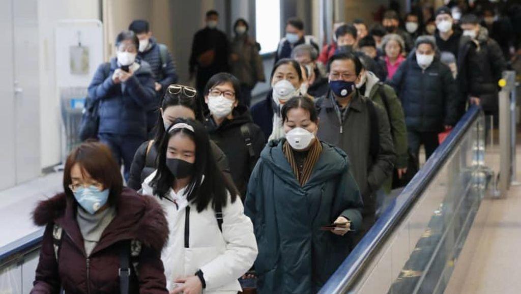 China Konfirmasi Korban Tewas Virus Corona Mencapai 132 Orang