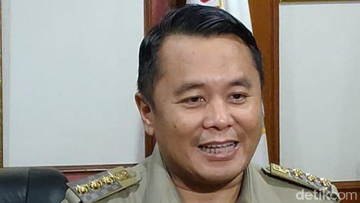 Wali Kota Jakarta Utara Sigit Wijatmoko