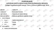 Sederhananya Hakim dari Sumut, LHKPN Minus Rp 175 Juta
