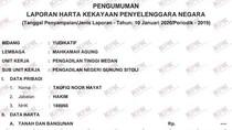 LHKPN Minus, Hakim dari Sumut Utang Rp 175 Juta untuk Renovasi Rumah Ibu