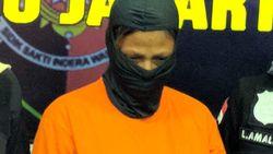 Kesaksian Driver Ojol Ungkap Penyerang Wanita di JPO Halte Olimo