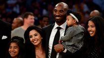 Tak Rela Putrinya Tewas, Istri Kobe Bryant: Kenapa Aku Harus Bangun?