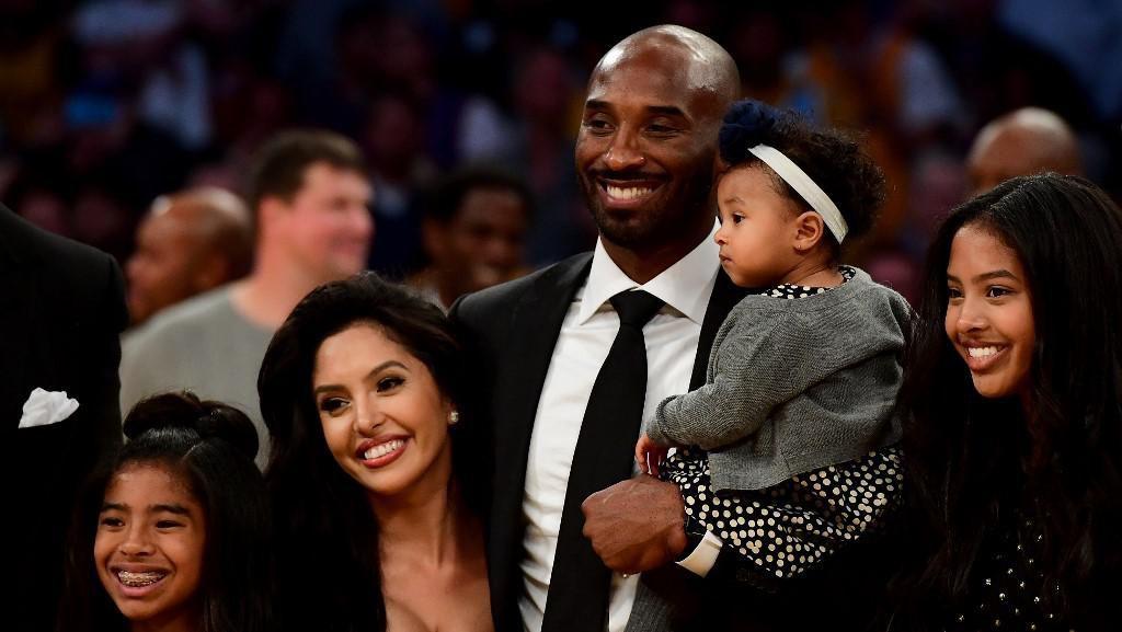 Tiga Minggu Berlalu, Istri Masih Ratapi Kepergian Kobe Bryant