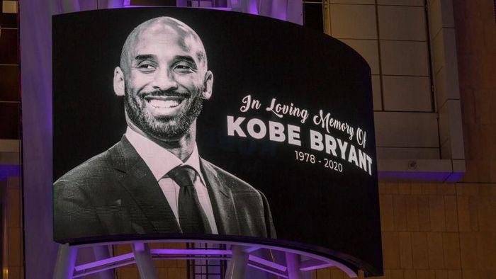 Kobe Bryant meninggal karena kecelakaan helikopter. Foto: David McNew/Getty Images