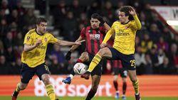 Tundukkan Bournemouth, Arsenal ke Babak Kelima Piala FA