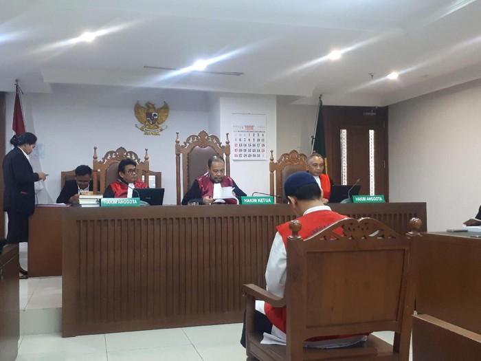 Sidang Pria yang Ancam Penggal Jokowi