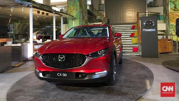 Mazda CX-30 Meluncur, 'Colek' Eclipse Cross dan CH-R