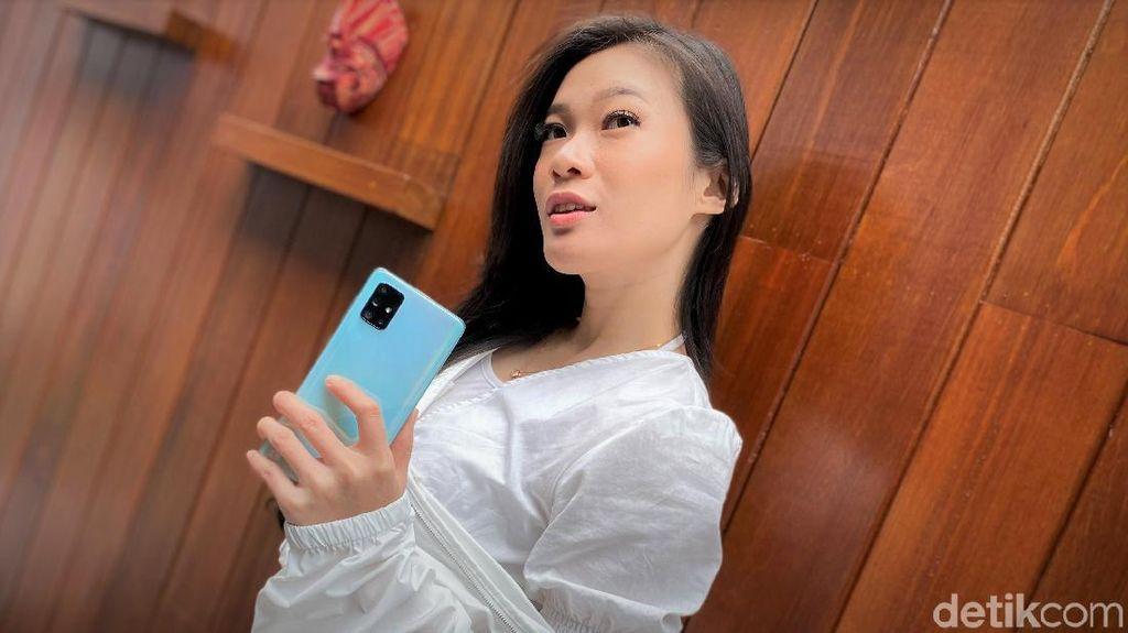 Galaxy A71 Dilempar ke Pasaran 7 Februari, Harganya?