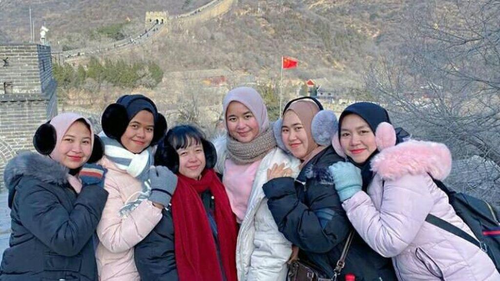 Doa Mengalir untuk Mahasiswi Unesa di Wuhan yang Dihantui Virus Corona