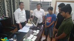 Polisi Tangkap 3 Pengedar Sabu di Medan, Sita 2,1 Kg Sabu