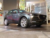 Spesifikasi SUV Terbaru Mazda CX-30
