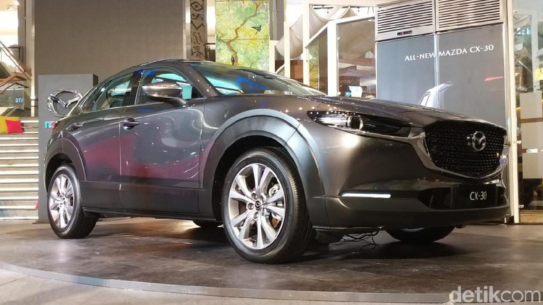 Mazda CX-30 Terbaru 2020