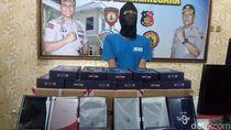 PNS di Banjarnegara Curi 40 Smartphone di Sekolah Tempatnya Bekerja