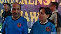 Gaya Petinggi Sunda Empire: Dulu Garang ala Militer, Kini Santuy Pakai Sandal