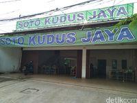 Soto Kudus Jaya : Jajan Soto Kudus di Warung Berusia 29 Tahun