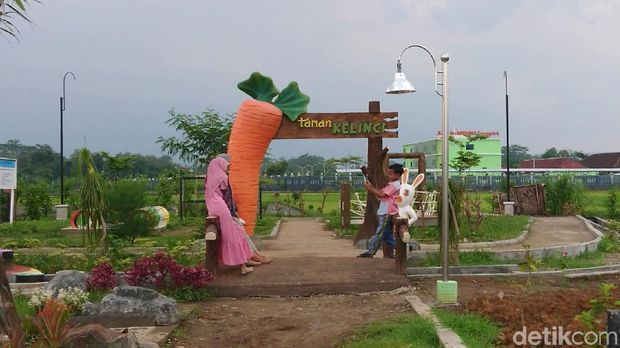 Trenggalek Agropark, Wisata Edukasi dan Rekreasi di Tengah Kota