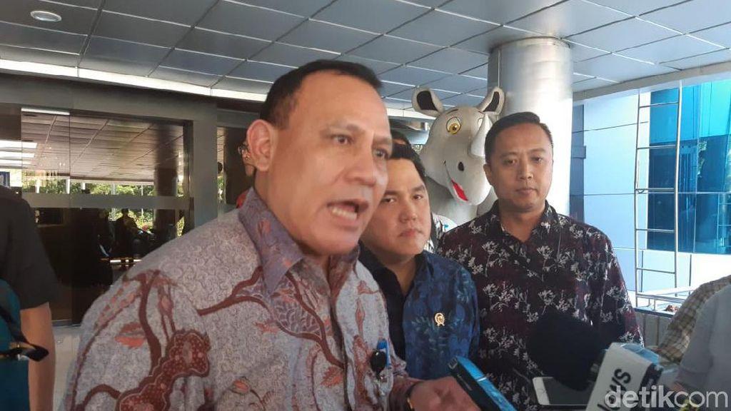 Erick Thohir Ajak KPK Sikat Korupsi di BUMN