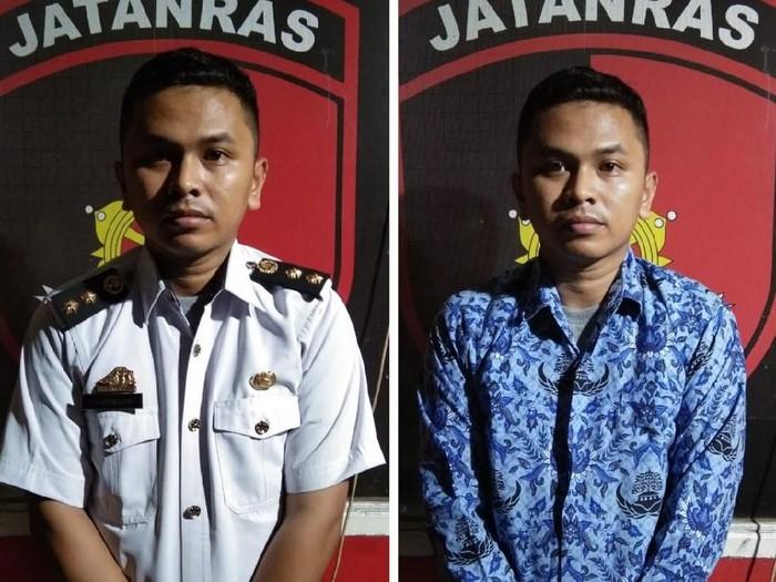 PNS gadung di Makassar ditangkap karena menipu dan mencuri 19 laptop (Dok. Istimewa)