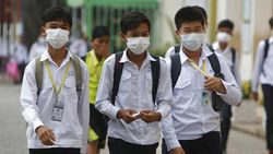 Jepang Kirim Pesawat Pertama ke Wuhan untuk Evakuasi Warga dari Virus Corona