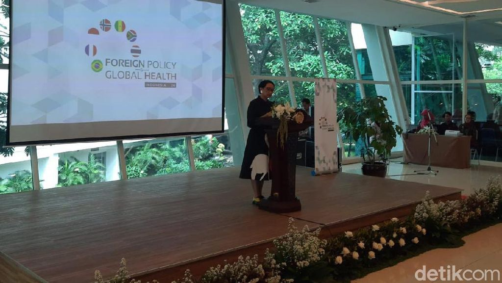 Menlu Retno Bicara Pentingnya Politik Luar Negeri Atasi Wabah Virus Corona
