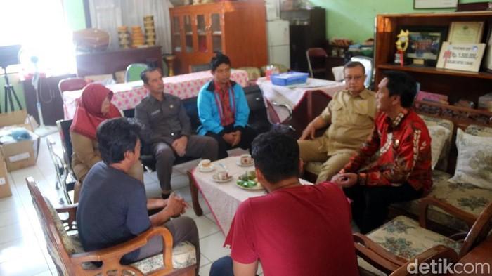 Orang Tua Mediasi dengan Guru Pukul Siswa