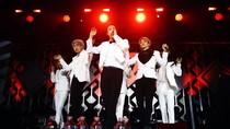 Mikrofon Bekas Pakai BTS Dilelang, Terjual Rp 1,1 Miliar