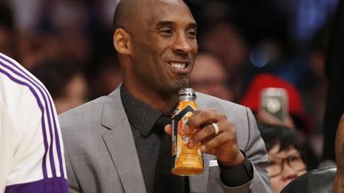 Makanan favorit Kobe Bryant