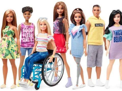 Merayakan Keberagaman, Matel Rilis Barbie Vitiligo hingga Tanpa Kaki