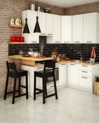 Kitchen Set Minimalis.