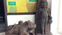 Ini Dua Arca dari Abad 9 M yang Ditemukan di Sleman