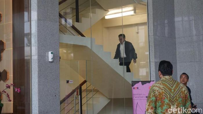 Cak Imin datangi KPK (Foto: Ibnu Haryanto/detikcom)