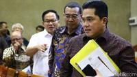 Alasan Erick Thohir Tunjuk Eks Tim Sukses Jokowi Jadi Komisaris PLN