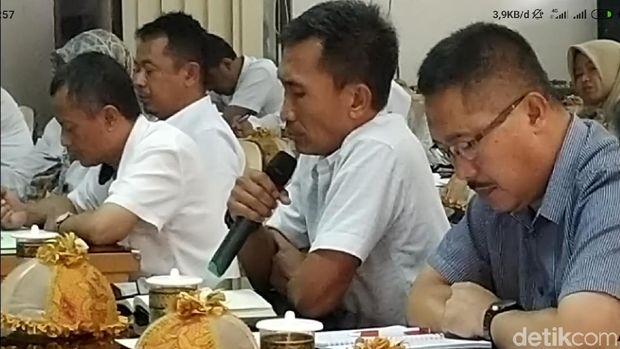 Pabrik susu hearing dengan DPRD Kab Blitar/