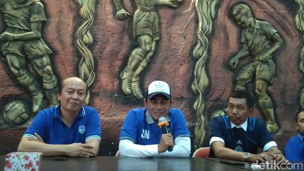 PSIM Tumbang dari PSCS, Seto Nurdiyantoro Tetap Apresiasi Skuad