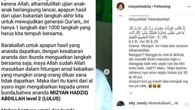 Disebut Tak Terima Putusan Cerai, Mantan Istri UAS Posting Ayat Al Imran
