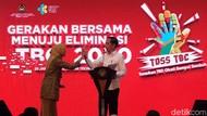 Sambil TOSS, Jokowi Canangkan Gerakan Bebas TBC 2030