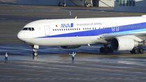 Pesawat Evakuasi Jepang Telah Tiba di Tokyo dari Wuhan