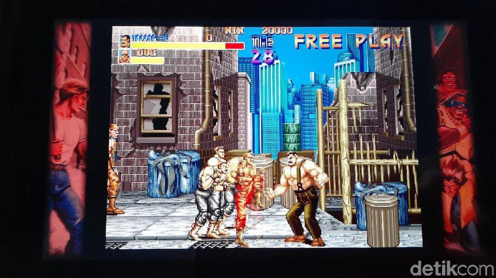 Nostalgia dengan 7 Game Dingdong Jadul Capcom