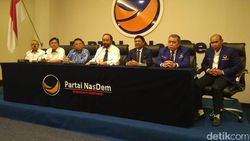 Gibran-Bobby Maju Pilkada, Paloh: Hak WNI Selama Hak Politiknya Tak Dicabut