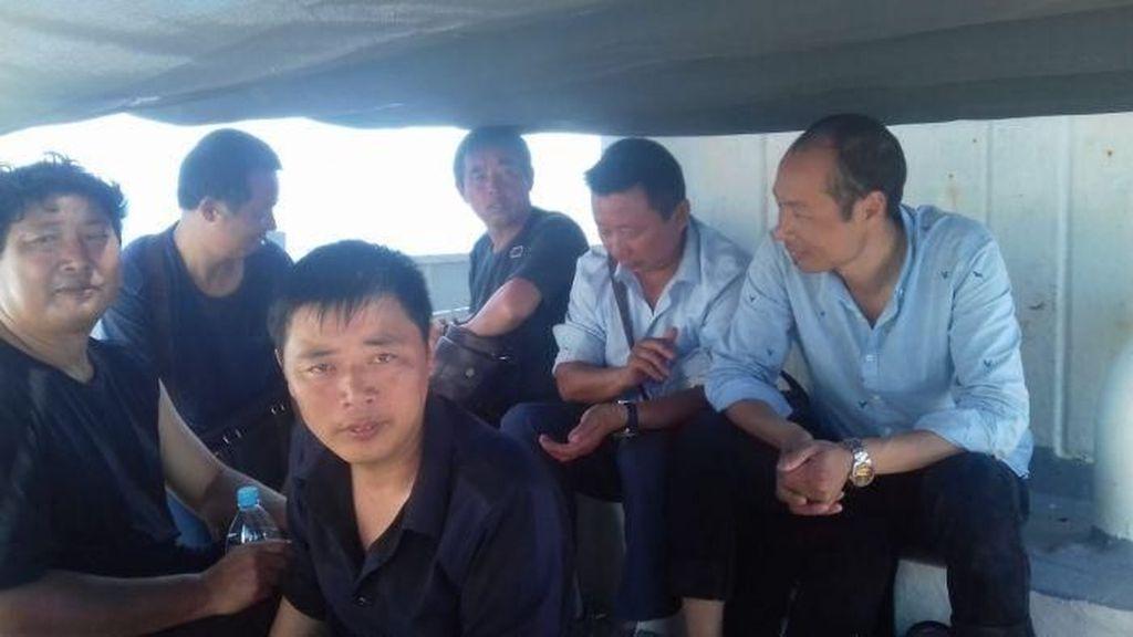 Enam Warga China dan Dua WNI Ditahan Setelah Coba Masuk Perairan Australia