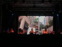 Bernyanyi Bersama Efek Rumah Kaca di Konser Jalan Enam Tiga