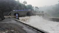 Penampakan Terowongan Antibanjir yang Diresmikan Jokowi