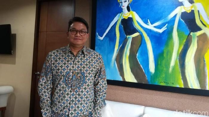 Direktur Perdagangan dan Pengaturan Anggota Bursa BEI, Laksono Widito Widodo