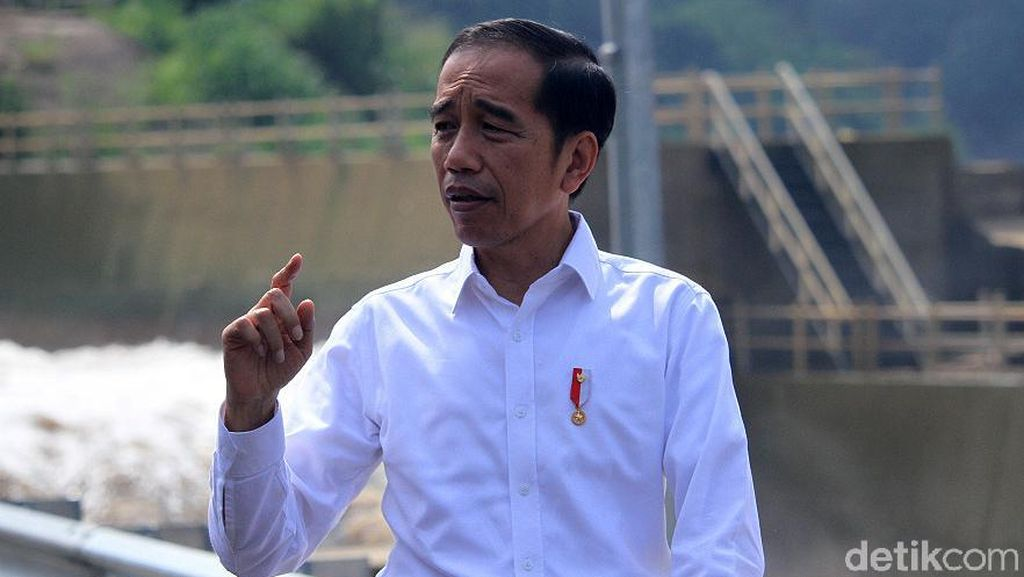 Lelang Proyek Puluhan Triliun, Basuki Diganjar Pujian oleh Jokowi