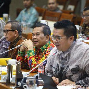 Dirut Asabri Minta Rapat di DPR Jadi Tertutup, Kenapa?