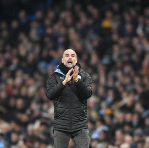 Keluhkan Etihad yang Sepi, Guardiola Tak Bermaksud Singgung Fans City