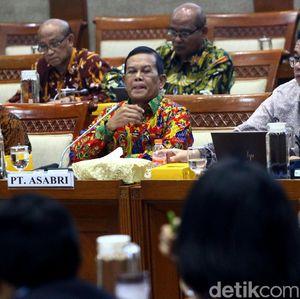 DPR Minta Dirut Asabri Curhat soal Kondisi Perusahaan