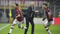 Hasil Coppa Italia: AC Milan Melaju ke Babak Semifinal